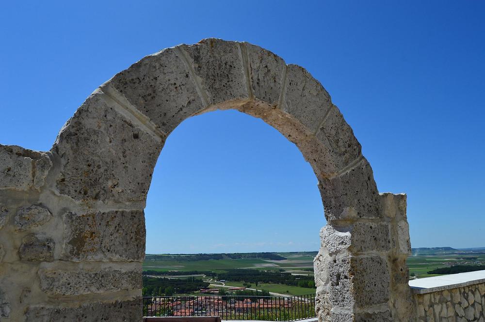 Arco pequeño de Portillo