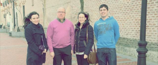Entrevista alcalde de Olmedo