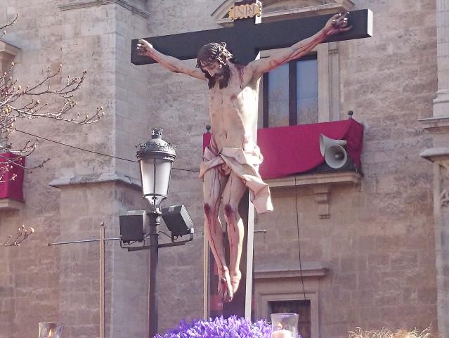 Cristo de la Luz, de Gregorio Fernández.