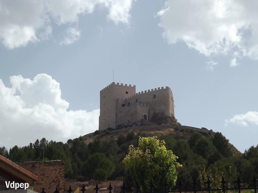Castillo-Fortaleza de Doña Berenguela de Curiel de Duero