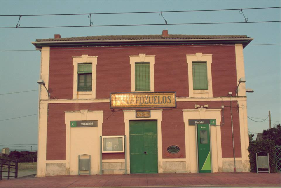 Estación de Ferrocarril de Matapozuelos