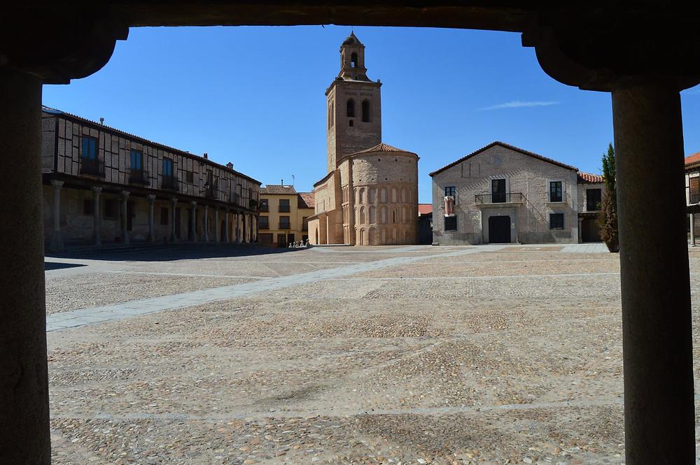 Plaza de la Villa de Arévalo
