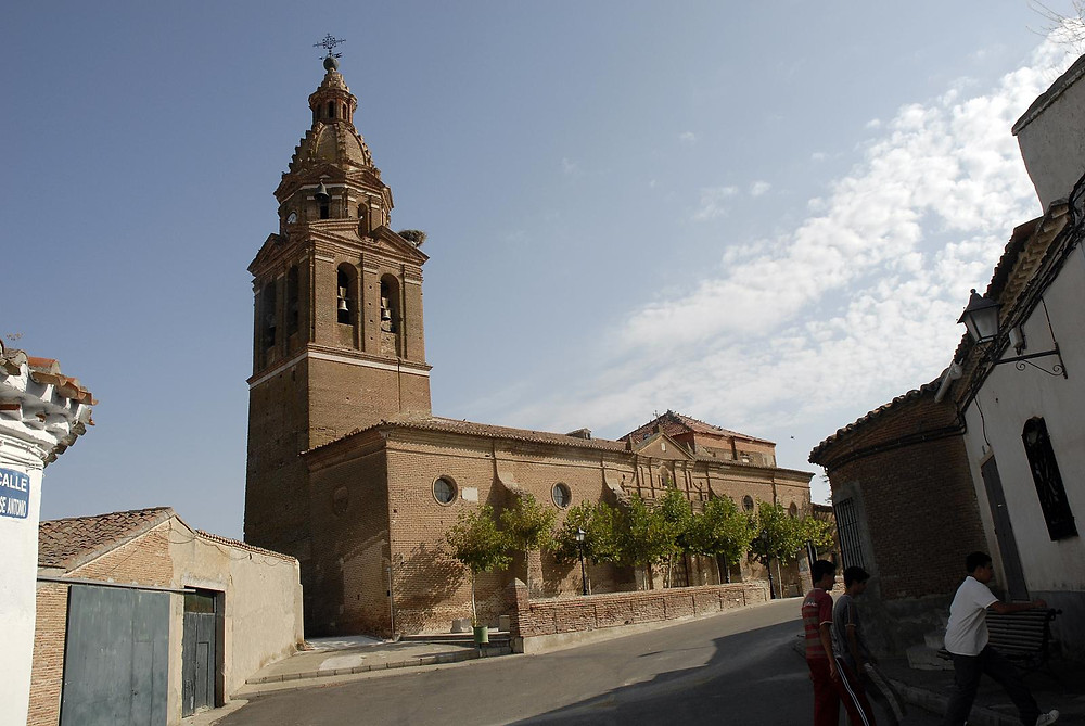 Iglesia de Torrecilla de la Orden