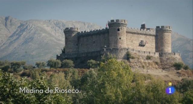 Fortaleza de Medina de Rioseco en TVE