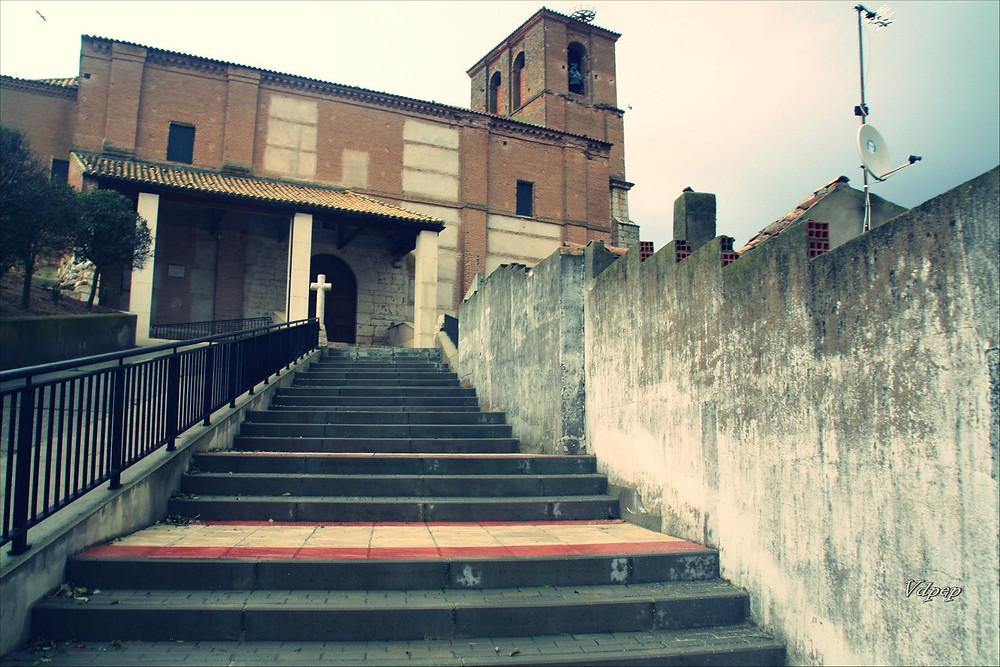 Iglesia de Torrecilla de la Abadesa
