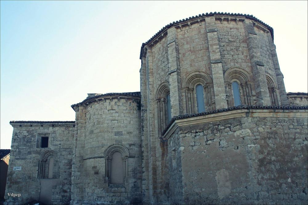 Monasterio de Santa María de Palazuelos de Corcos del Valle