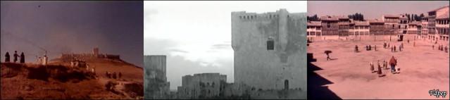 Rodajes de cine en la provincia de Valladolid