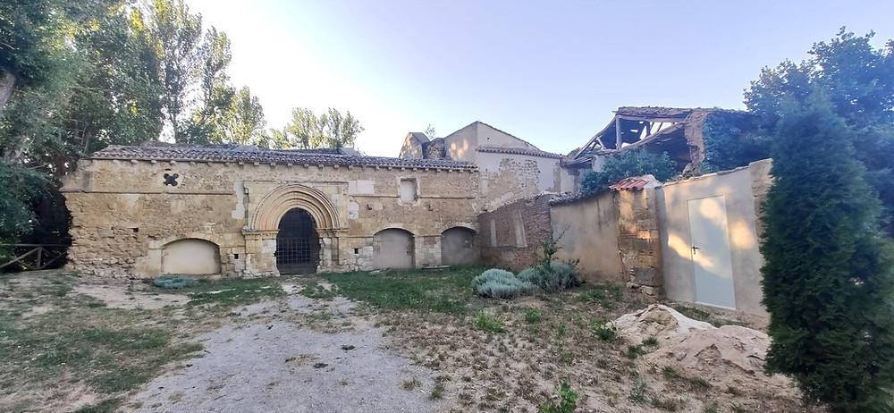 Monasterio de San Salvador de Nogal de las Huertas