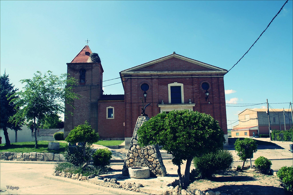 Iglesia de Nuestra Señora de las Nieves de Villamarciel