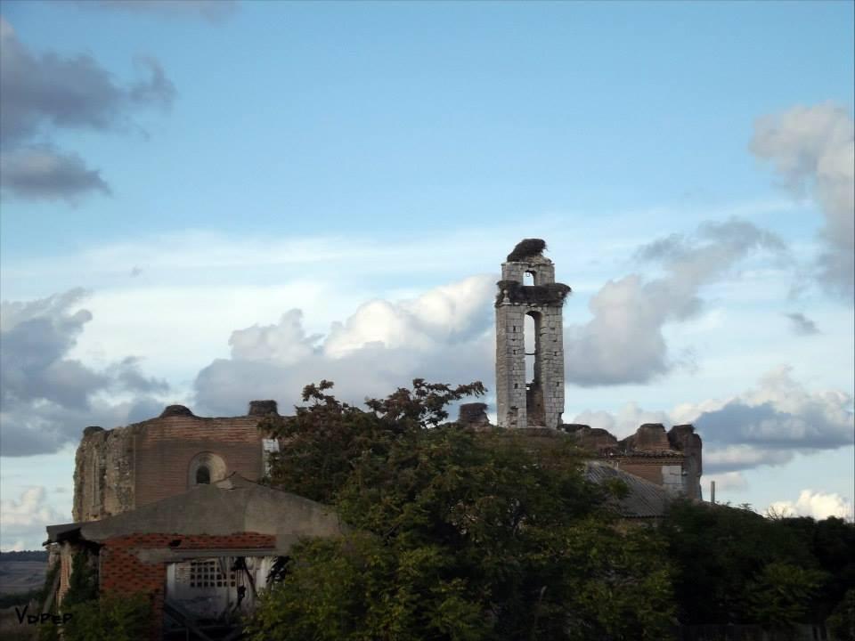 Ruinas de la Cartuja de Aniago
