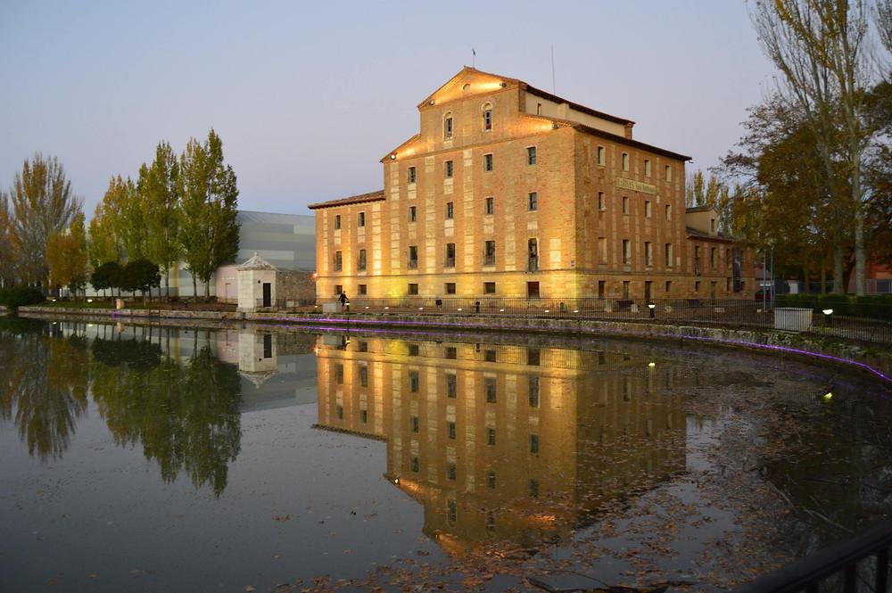 Canal de Castilla Medina de Rioseco