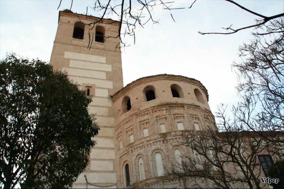 Iglesia de Santa María de Mojados