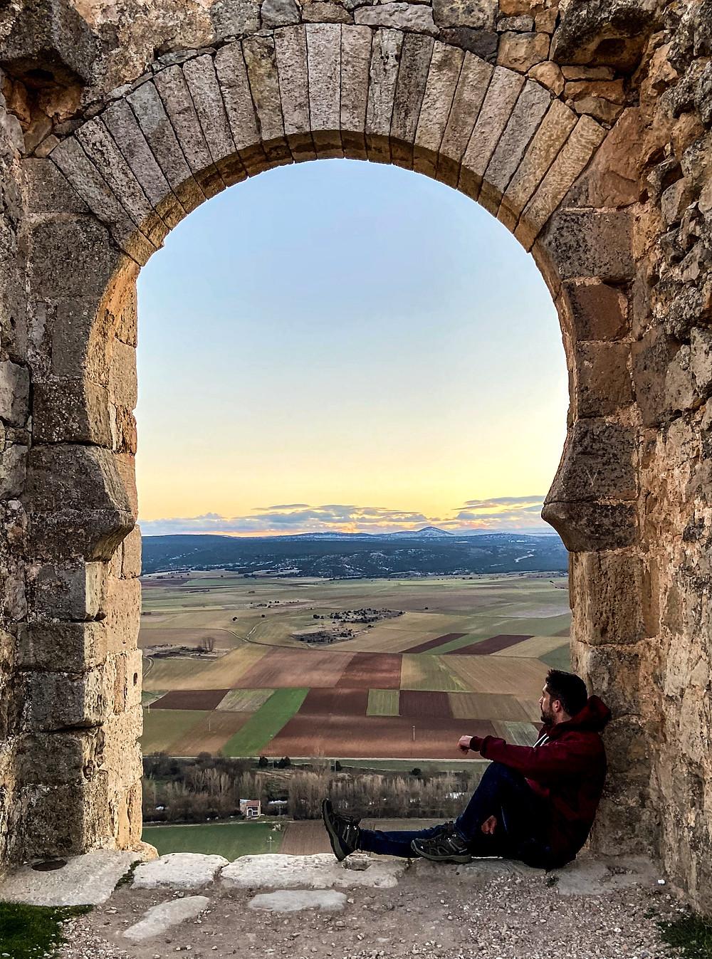 Vistas desde el Castillo de Gormaz