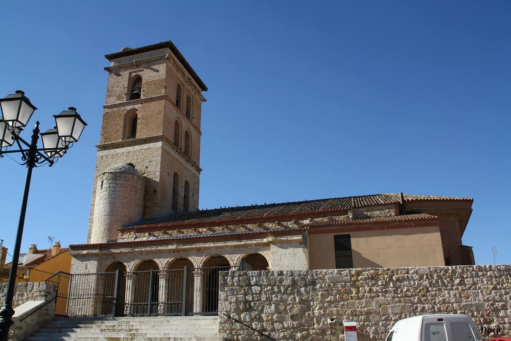 Iglesia Parroquial de San Cipriano de Fuensaldaña