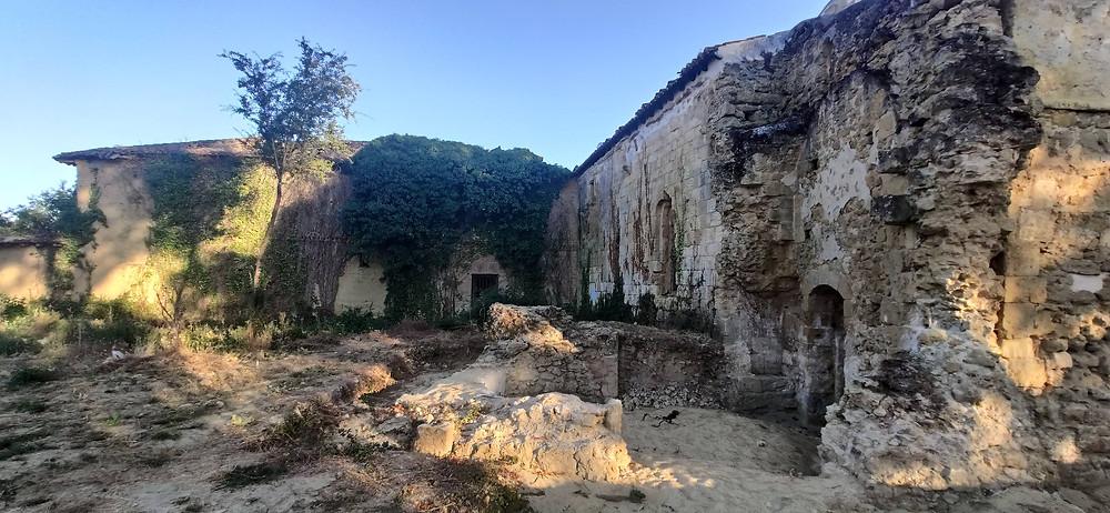 Ruinas del Monasterio de Nogal de las Huertas