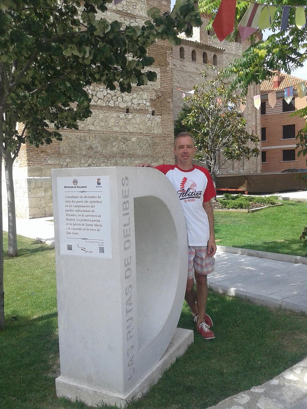 Jorge Urdiales en Mojados.