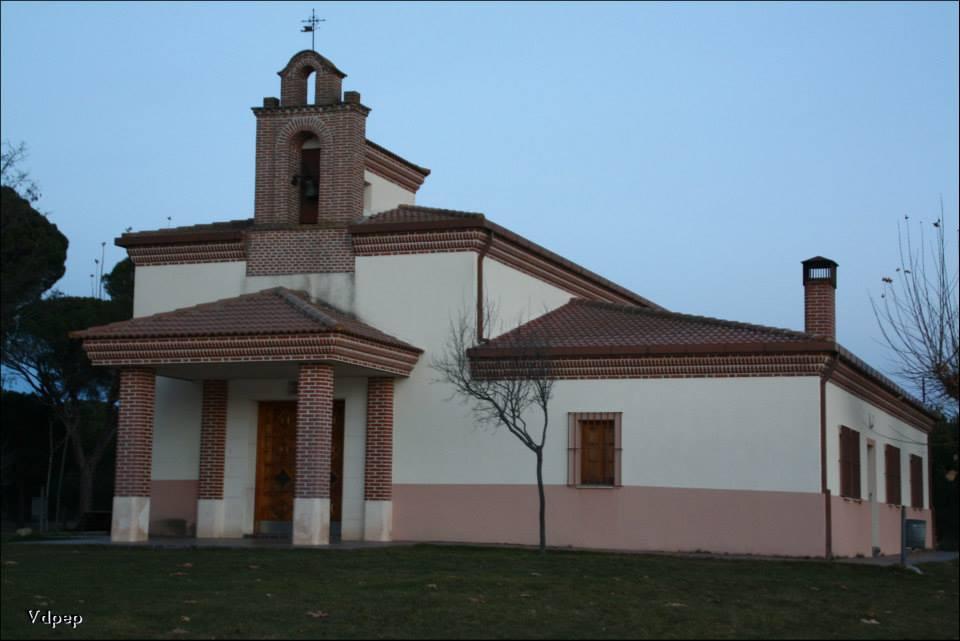 Ermita de Sacedón de Pedrajas de San Esteban