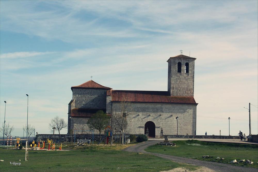 Iglesia de Santa Eulalia de Matilla de los Caños