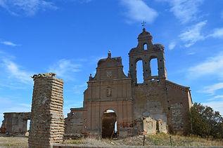 Iglesia abandonada de San Pablo la Moral