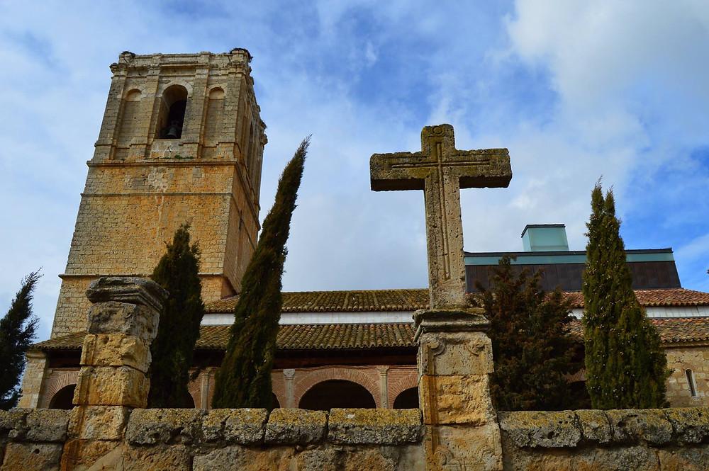 Iglesia de San Ginés de Villabrágima