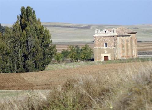 Ermita de la Virgen de las Fuentes de Aguilar de Campos