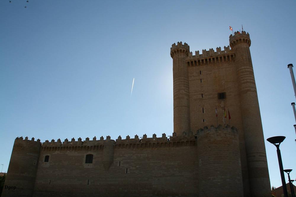 Castillo de Fuensaldaña.