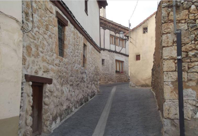 Calles de Curiel