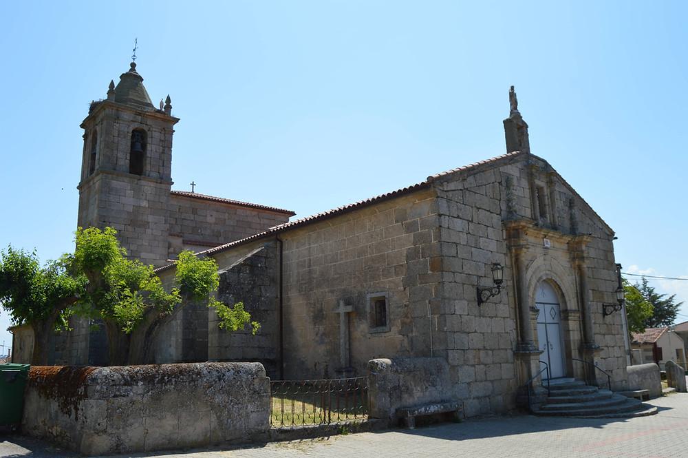 Iglesia de San Sebatián de Aldea del Obispo