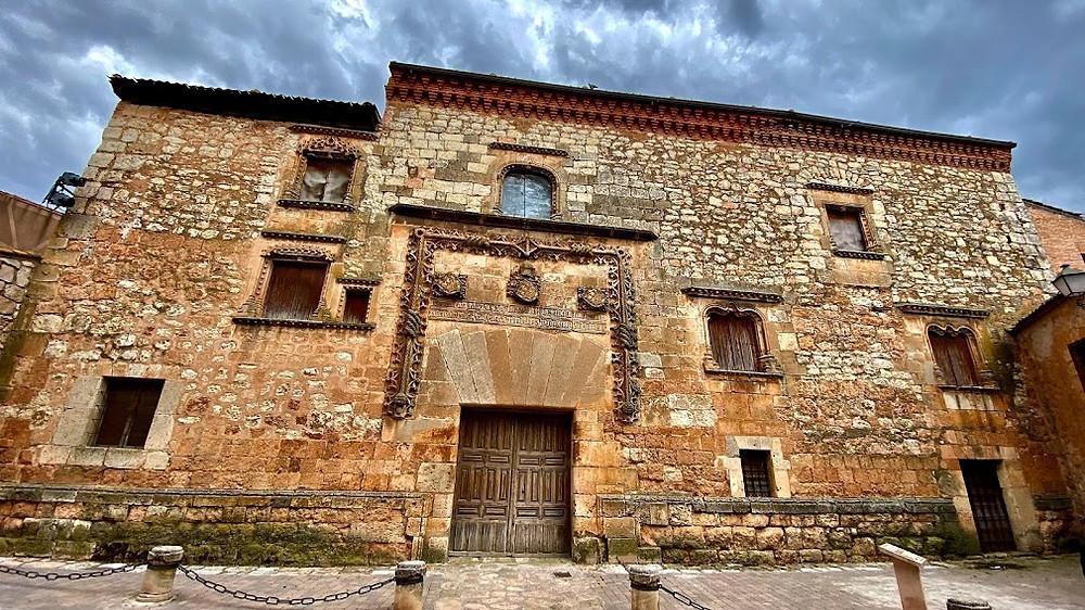 Palacio de los Contreras de Ayllón