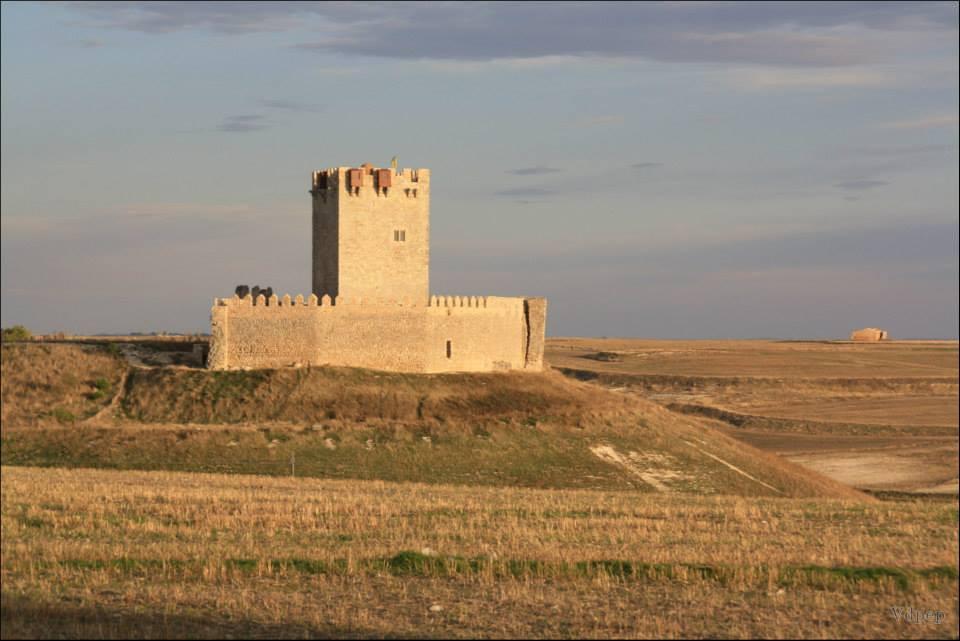 Castillo de Tiedra.