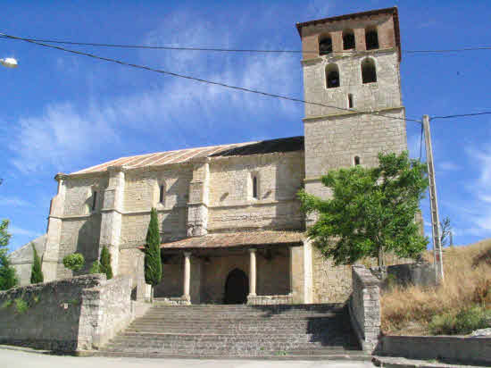 Parroquia de la Asunción de Villabáñez