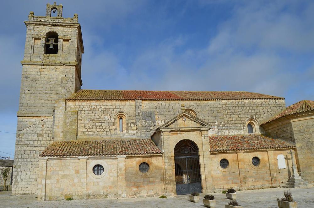 Iglesia de Santiago Apóstol de Villalba de los Alcores