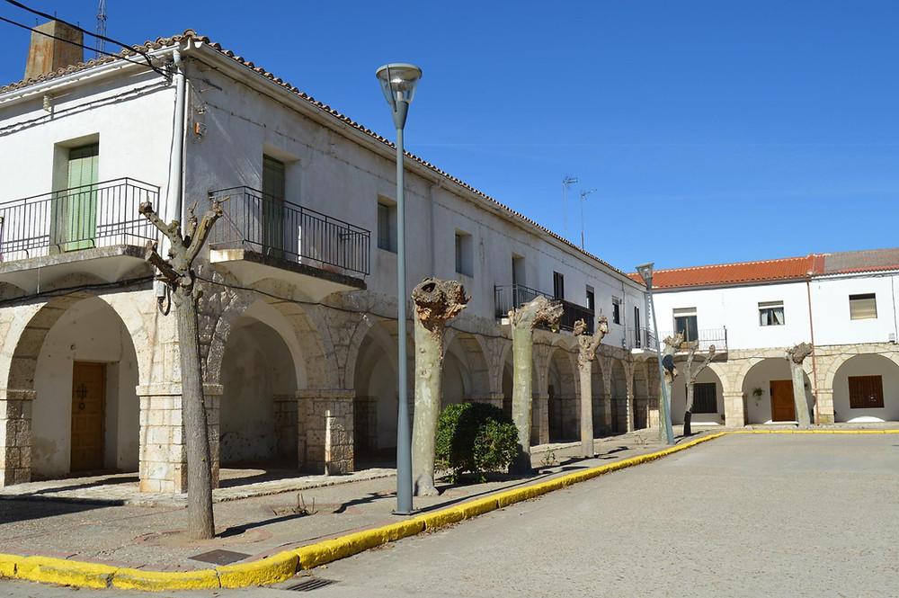 Poblado de San Bernardo (Valbuena de Duero)