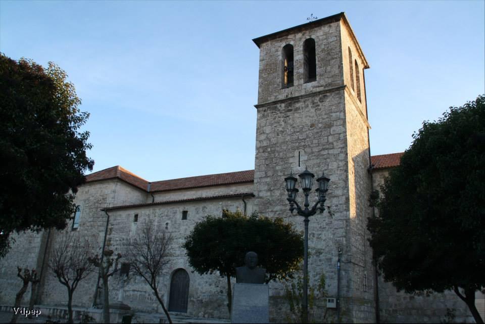 Iglesia de San Esteban Protomártir de Pedrajas de San Esteban