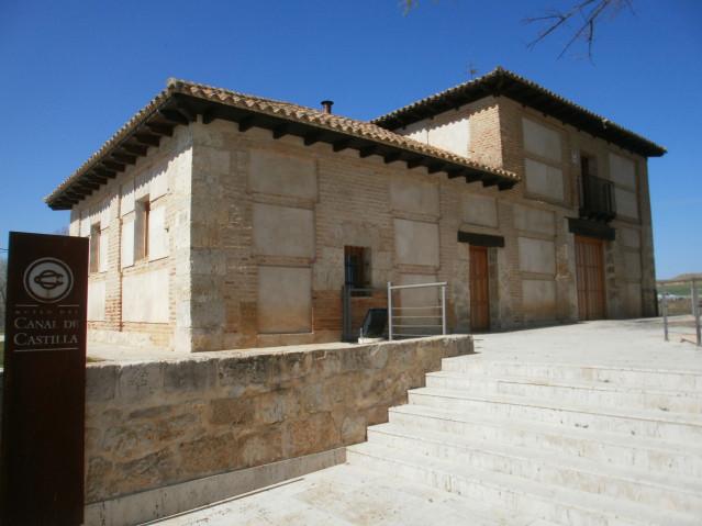 Museo Canal de Castilla de Villaumbrales.