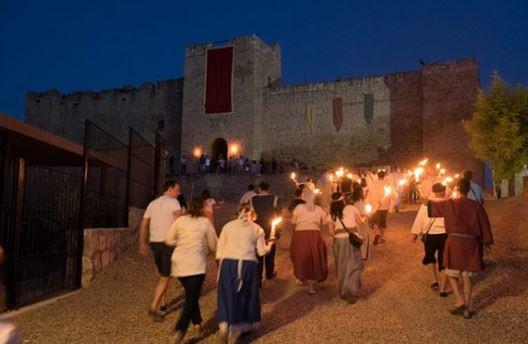 Asalto en el castillo de Trigueros del Valle