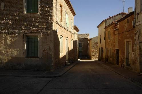 Calles de Villaco de Esgueva