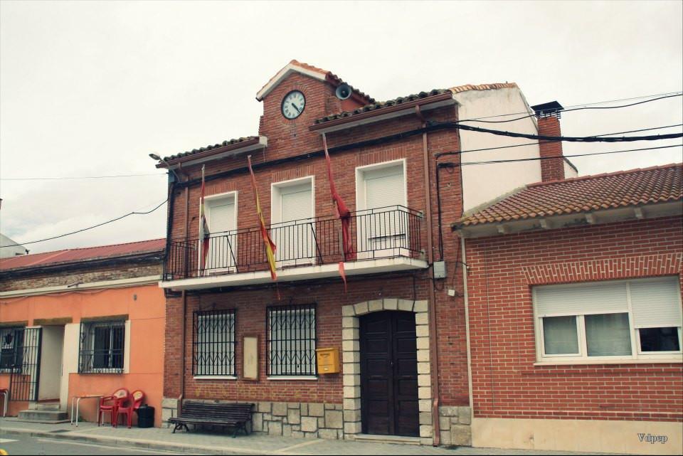 Ayuntamiento de Cogeces de Íscar