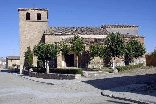 Iglesia Santos Justo y Pastor de Cuenca de Campos