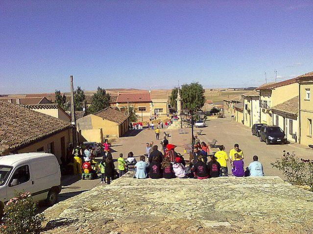 Fiestas en Aguilar de Campos