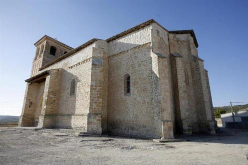 Iglesia de San Pelayo de Olivares de Duero