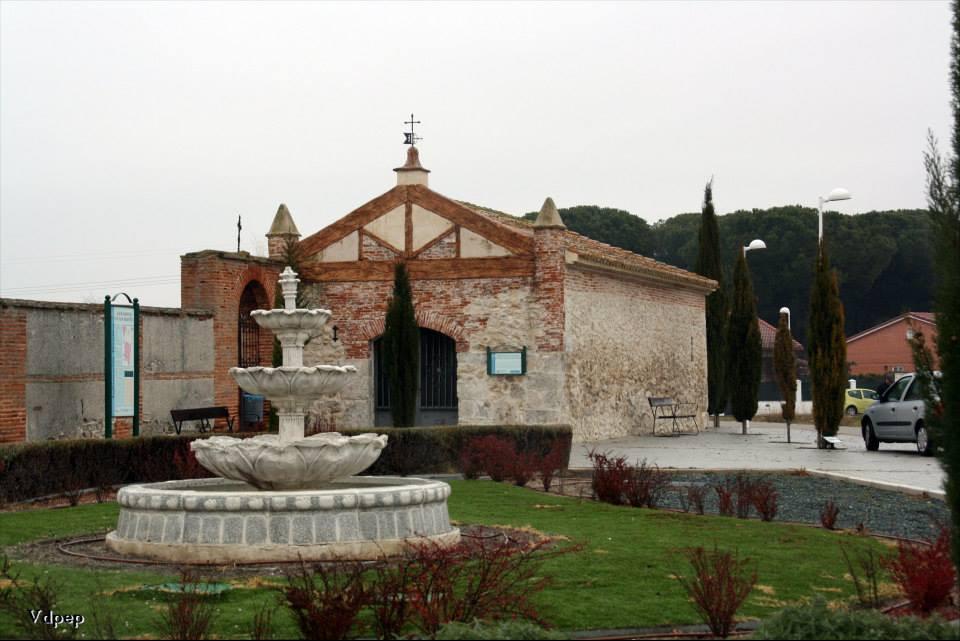 Ermita de Nuestra Señora de Compasco de Aldeamayor de San Martíne