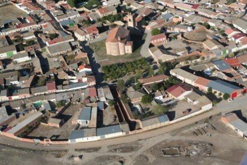 Vista aérea de Muriel