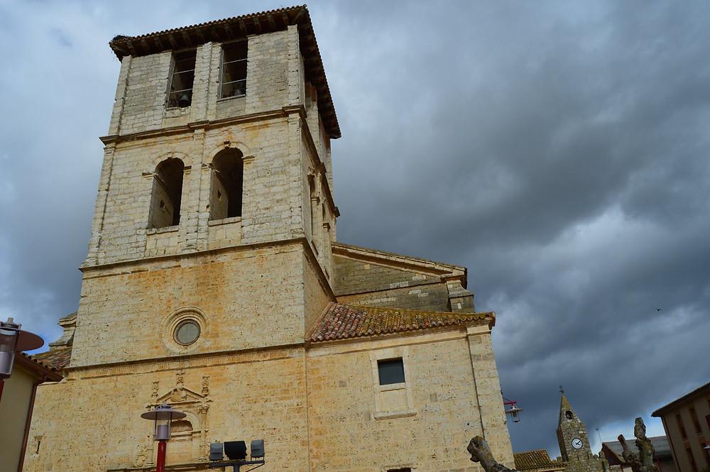 Iglesia Parroquial de Santa María de Villabrágima