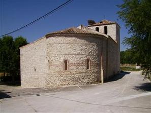 Iglesia de San Juan Bautista de Santibáñez de Valcorba