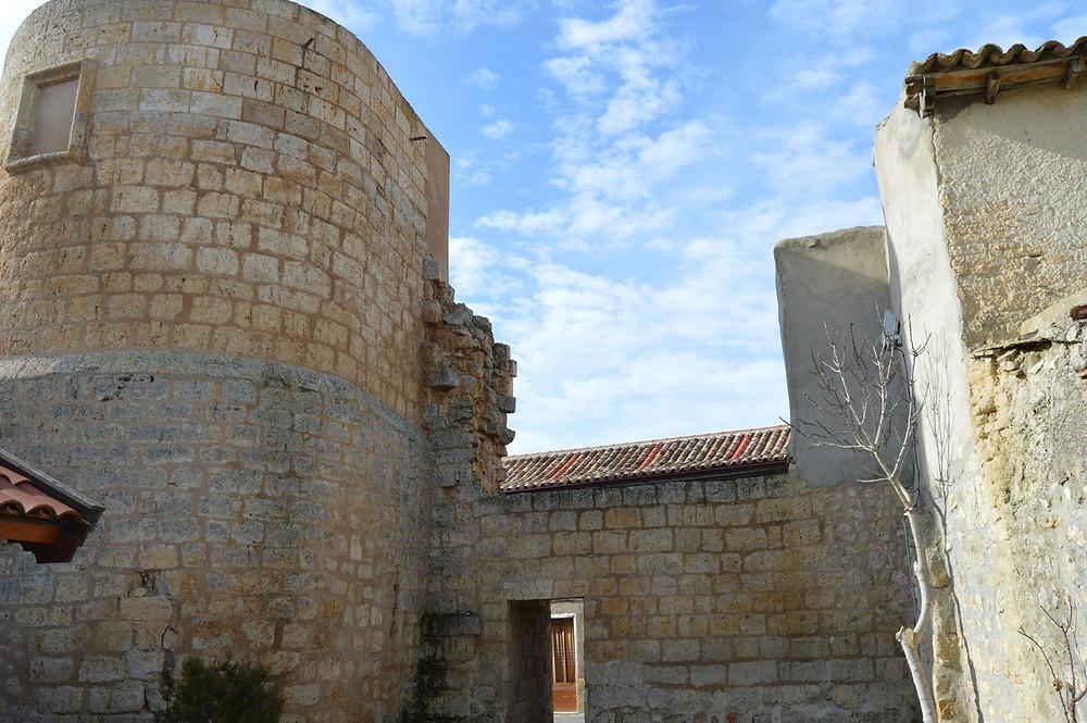 Muralla de Villalba de los Alcores
