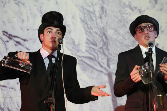 Asociación Teatral Vaya Rollo representación