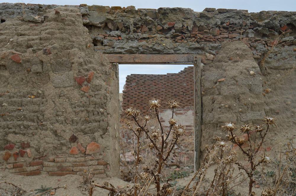 Honquilana ruinas