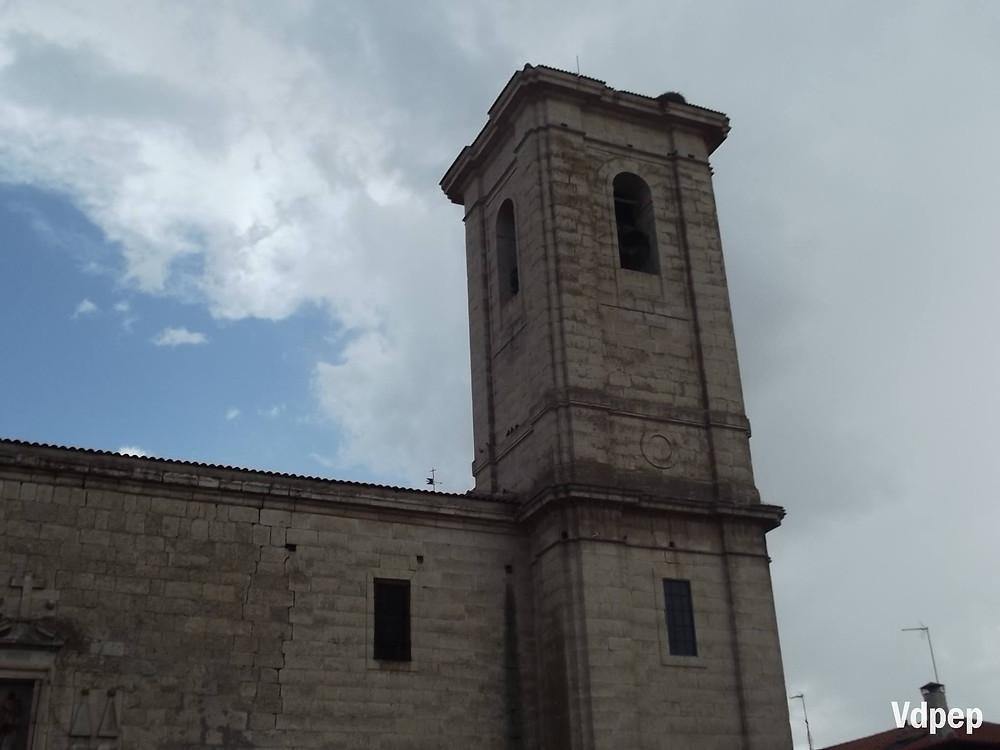Iglesia de San Juan Bautista de Pesquera de Duero