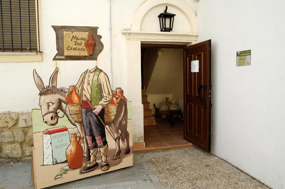 Museo del cántaro de Valoria la Buena